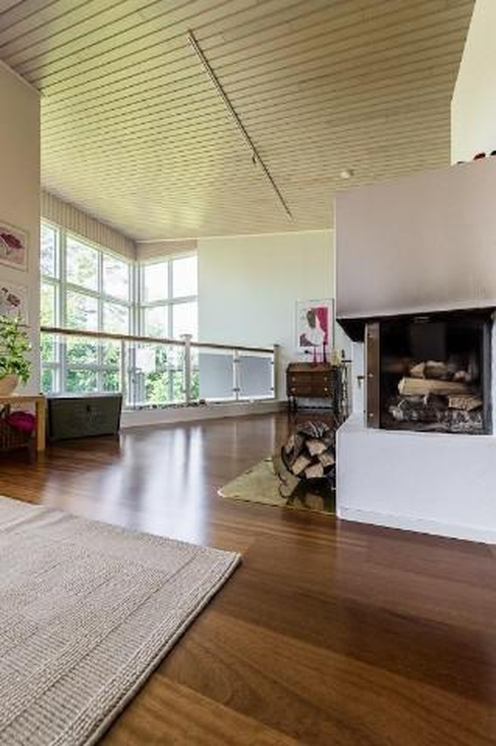 *Luxury home for permanent residence only 15 minutes drive from the center of Espoo.