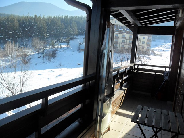 Furnished 1-bedroom apartment in Green Life Ski & SPA, Bansko